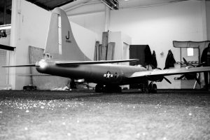 1/8th scale B29 bomber