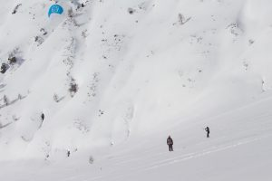 Big BluE Experience Snowkiting