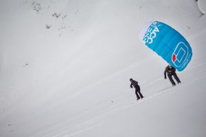 Big BluE Experience Snowkiting