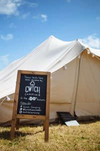 Cwtch Camping Do Lectures