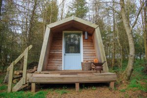 Cwtch Camping map