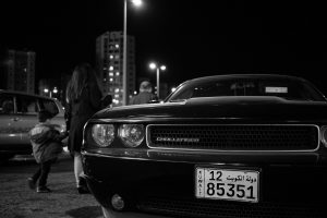 Cars and Bikes of Kuwait City