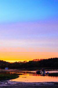 Pembrokeshire sunsets 2017
