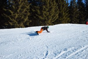 Skiing and Snowboarding Morzine